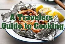 Traveler's Guide to Cooking / If it can be cooked outdoors, it's in here.