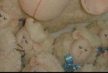 lembrancinha chaveiro ovelhinhas / ovelhinhas chaveiro decoração  lembrancinha para bebe chaveiro ovelinhas