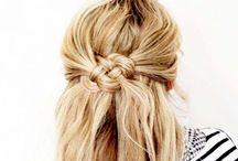 Hair / by Karli Jensen:)
