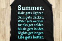 Summer time / by Karli Jensen:)