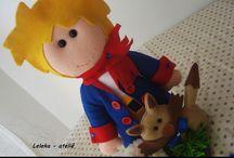 decoração para festa infantil -  o pequeno príncipe / o pequeno príncipe