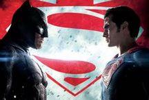 DC Cinematic Universe (DCCU) Movies / L'Universo cinematografico DC