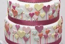 Cake topper / Kakun koristeita