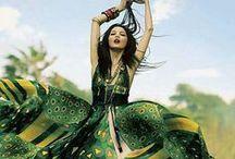 Hippie, Bohemian & Ethnic / Styles: boho,  bohemian,hippie, gypsy, nomad, tati tati, tribial, folk, etnic