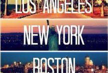 God bless America / America. The land where dreams come true!