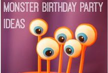 Kids' Birthday Party Ideas / This board is filled with creative and fun ideas for a children's birthday party. Young or old, girl or boy, this is a great collection of pins to help you make your kid's birthday special!