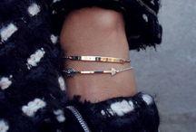 Jewelry. / Pendientes, collares, anillos, pulseras...
