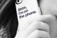 Phone case. / Iphone.
