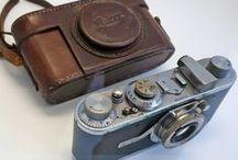 Vintage cameras / by Lideke Detmers