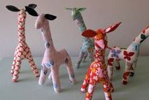 Plushie Giraffes