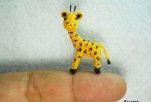Amigurumi / Crochet Giraffes
