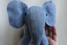 Plushie Elephants