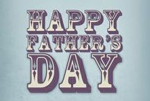 Happy Father's Day / A collection of pins dedicated to Father's Day, including crafts, gift ideas and quotes. #FathersDay #Dad #Love #Daddy