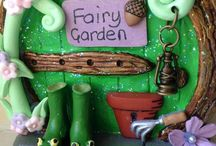 Fairy Indoors / Fairy doors for inside the home.