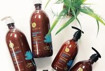 A Lovely Bunch of Coconuts / Let your hair flow with a lovely bunch of coconuts.. shampoo and conditioner.