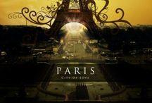 C'est Paris mon amour / La belle cité de Paris nous vous découvert <3 . Even though French is not my mother language :))