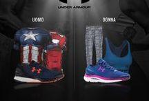 abbigliamento / Prodotti per sportivi professionisti e appassionati. Materiali specifici e design innovativo. Abbigliamento Uomo | Abbigliamento Donna | Accessori | scarpe | Attrezzatura sportiva