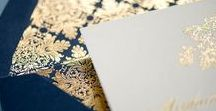 Inspiration: Invitations / A variety of invitations to inspire and delight