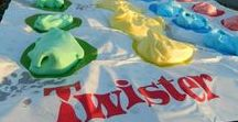 Inspiration: Party Games / Indoor & Outdoor Party Games for Everyone in Every Season!