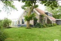 Groepsaccommodaties Friesland / Op dit bord vind je onze selectie met de mooiste groepsaccommodaties en vakantiehuizen in Friesland.