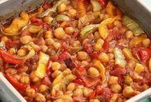 Φαγάκι Με Όσπρια & Λαχανικά / Φαγητά χωρίς κρέας