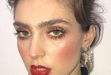 Face feat makeup