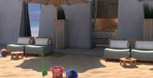 Vakantie aan zee / Hier aan de kust.... Deze mooie groepsaccommodaties en vakantiehuizen liggen allemaal aan of dichtbij de zee. De zon op je gezicht, de wind in je haren en je voeten in het zand, beter kan je vakantie niet worden, toch?