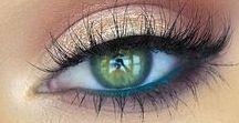 uuh green eyes!