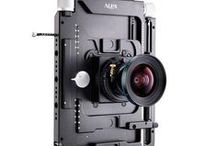 Cameras + Gear / Professional Cameras, Lenses and Imaging Systems. / by D RYAN PARKER