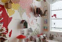 Quartos super coloridos / quartos super coloridos