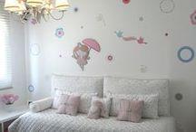 Quartos de menina / quartos para meninas modernas
