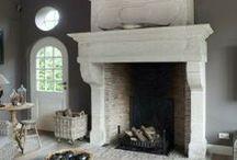 Ideeën voor het landelijke huis / landelijk interieur