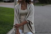 Fashion - Soft colours / Asymetrical greys, beiges and soft edges