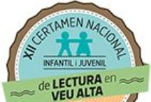 CLVA   Dinamització / Certamen de Lectura en Veu Alta