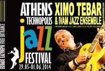 Ximo Tebar Jazz on Tour & Concerts
