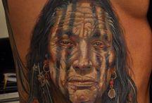 Redskin - Indian Tattoo / Redskin Tattoo - Indian Tattoo