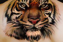 Realistic Tattoo / Realistic Tattoo