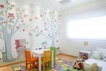 murais / paredes decoradas