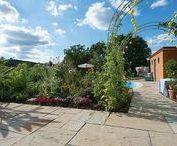 Naturstein im Garten / Wir zeigen Ihnen die schönsten Ideen mit Naturstein im Garten! Stonenaturelle - Stilvolle Natursteinböden.