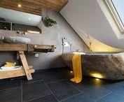 Naturstein im Bad / Sie träumen von einer Naturstein Wellness-Oase in Ihrem Bad? stonenaturelle zeigt Ihnen, welche Naturteine dafür besonder gut geeignet sind!