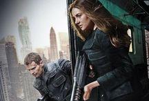 ~Divergent & Hunger Games~