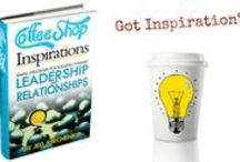 Coffee Shop Inspirations Book / Coffee Shop Inspirations provides a fun, coffee shop casual approach for taking your leadership and relationship skills to the next level. In this book, you'll learn how the Bible and psychology team up to provide powerful tools for dynamic life change