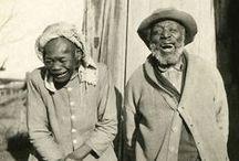Vintage Black Love / Vintage images of African descent families