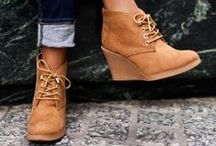 Shoes  & Socks / (Boots + Sneakers + Flats + Stilettos + Wedges + pumps + Peep toes )