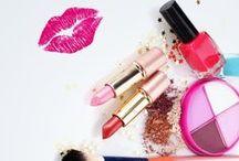 LIpsticks+ Perfumes+ Nail Colors