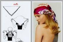 Scarves + Headbands