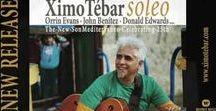"Ximo Tebar ""SOLEO"" The New Son Mediterraneo Celebrating 25th (Nuevo Disco)"