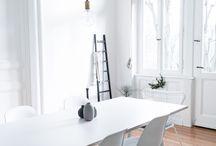 Skandinavisch Wohnen • Boho • Inspiration / Inspirierende Wohnideen im skandinavischen Stil mit einer Prise Boheme.