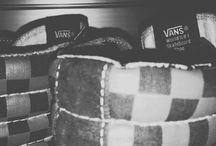 My vans sk8 black pewter checkerboard / My vans collection
