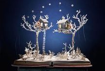 Book Art / Wonderful Things Made From Books